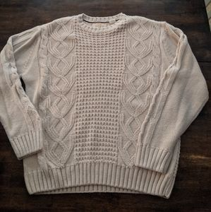 Men's Weatherproof vintage sweater size lg